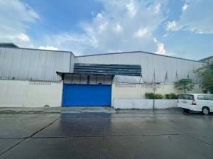 เช่าโกดังพระราม 2 บางขุนเทียน : ให้เช่าโรงงานสำนักงานพร้อมอยู่ สุขสวัสดิ์ ซอย2 (ทะลุพระราม2ซอย 18) ติดตลาดอินดี้