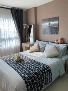 ขายคอนโดลาดพร้าว101 แฮปปี้แลนด์ : ✨✨ขาย/ให้เช่า คอนโด ASPIRE Ladprao 113 ห้อง Built-in สวย ฟังก์ชั่นครบ✨✨