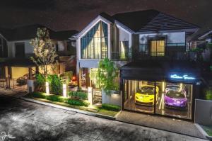 ขายบ้านพระราม 5 ราชพฤกษ์ บางกรวย : ✨✨ขายบ้านเดี่ยว 2 ชั้น Bangkok Boulevard แจ้งวัฒนะ 2 สไตล์ Luxury Nordic ✨✨