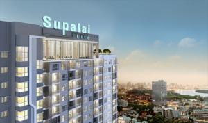 For SaleCondoSathorn, Narathiwat : Best Deal Supalai Lite Sathorn -Charoenrat @3 MB All in - near BTS Surasak