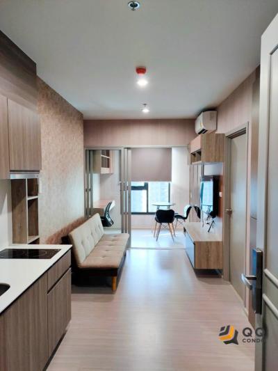 For RentCondoBang kae, Phetkasem : For Rent The Parkland Phetkasem 56  1Bed , size 35 sq.m., Beautiful room, fully furnished.