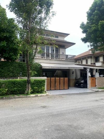 ขายบ้านปิ่นเกล้า จรัญสนิทวงศ์ : 6410-265 ขาย บ้าน ราชพฤกษ์ NUSASIRI SATORN – PINKLAO ที่ดิน200ตร.วา 6ห้องนอน 5ที่จอดรถ