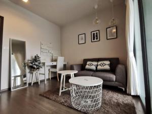 For RentCondoOnnut, Udomsuk : For Rent  Ideo Sukhumvit 93 - 1 Bedroom , size 32 sq.m., Beautiful room, fully furnished.
