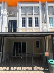 For SaleTownhouseNonthaburi, Bang Yai, Bangbuathong : Golden Town Wongsawang-Khae Rai