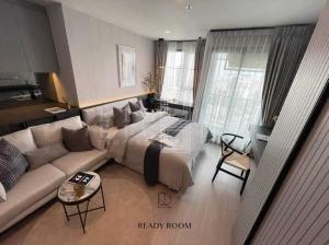 For RentCondoLadprao, Central Ladprao : For Rent Life Ladprao (28 sqm.)