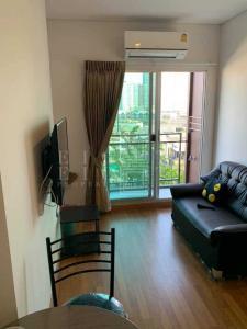 เช่าคอนโดพระราม 3 สาธุประดิษฐ์ : For Rent Lumpini Place Ratchada-Sathu (30 sqm.)