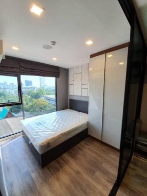 เช่าคอนโดรัชดา ห้วยขวาง : 🔥ปล่อยเช่า!! คอนโด Modiz รัชดา 32 ขนาด 1 ห้องนอน 1 ห้องน้ำ พร้อมสวย วิวดี เฟอร์นิเจอร์ครบ พร้อมเข้าอยู่🤩