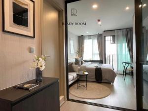 เช่าคอนโดลาดพร้าว เซ็นทรัลลาดพร้าว : ห้องใหม่แกะกล่อง 🚨ให้เช่าด่วน Life Ladprao ไลฟ์ ลาดพร้าว ห้องสวย ห้องใหม่ ราคาดี แต่งครบ 17,000 ฿ แอดไลน์@realestateforreal  New Room 📍EXCLUSIVE!  Life Ladprao for rent nice room, nice view with nice price 17,000 ฿ Lin