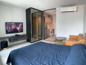 เช่าคอนโดลาดพร้าว เซ็นทรัลลาดพร้าว : 🔥🔥+++ห้องว่าง พร้อมอยู่ +++ให้เช่า Life ladprao ห้องสวย พร้อมเข้าอยู่ !!🔥🔥