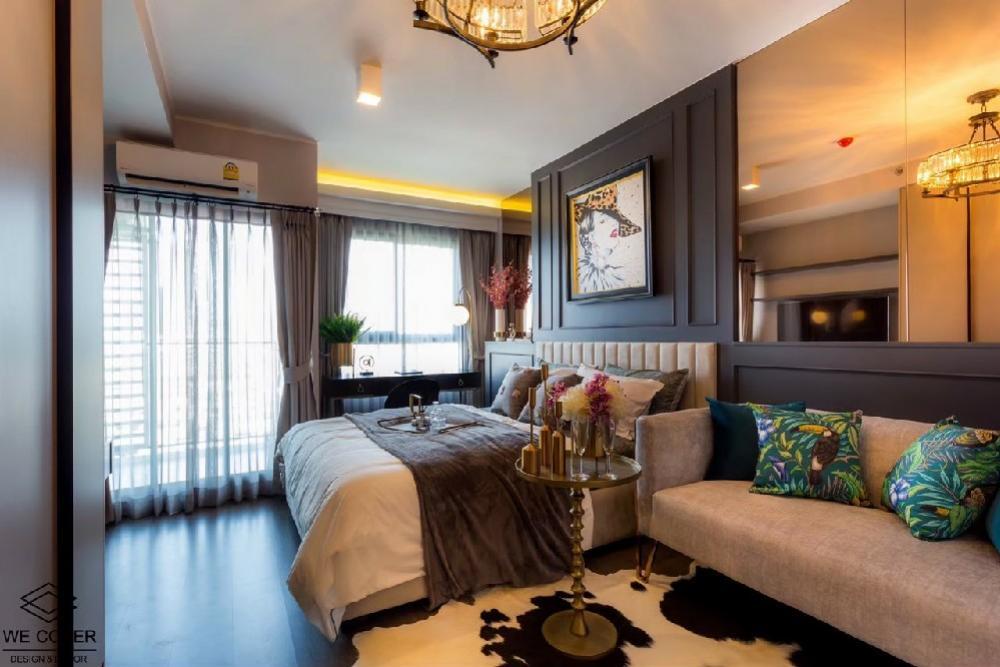 เช่าคอนโดอ่อนนุช อุดมสุข : Ideo Sukhumvit 93 Special price for rent!!