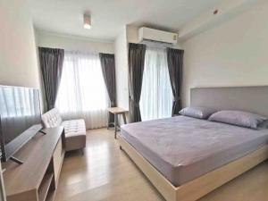 For RentCondoRatchadapisek, Huaikwang, Suttisan : 🔥🔥 Risa01163 Condo for rent, Chapter one eco ratchada, 23 sqm, 9th floor, Building H 8,500 baht 🔥🔥