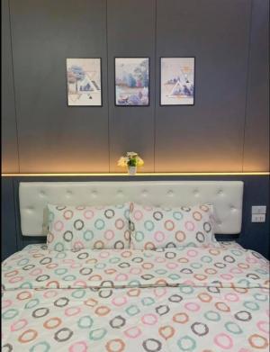 For RentCondoRatchadapisek, Huaikwang, Suttisan : 🎗🎗Rhythm Ratchada for rent 🎗🎗9704