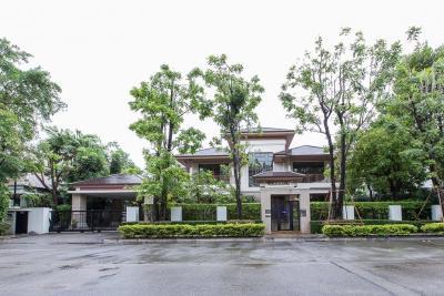 For SaleHousePattanakan, Srinakarin : Urgent sale !! Beautiful house ready to move in. Narasiri Phatthanakan-Srinakarin