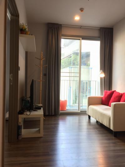 For RentCondoSukhumvit, Asoke, Thonglor : Condo for rent Seal Ekamai 35 sqm 16k.