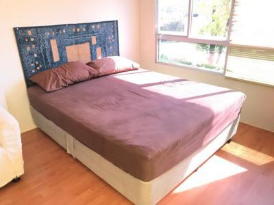 For RentCondoRamkhamhaeng, Hua Mak : For rent, Condo Lumpini Ville Ramkhamhaeng 44, 31 sqm., Building A, Floor 5 studio, fully furnished, 7,500 baht