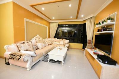 For RentCondoRama3 (Riverside),Satupadit : Condo Supalai Casa Riva @BTS Saphan Taksin, 113.8 sq.m 12A floor River View, Corner Unit, Fully furnished