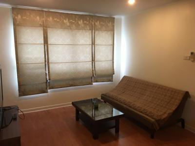 เช่าคอนโดรัชดา ห้วยขวาง : คอนโดลุมพินี วิลล์ ศูนย์วัฒนธรรม LPN Ville Cultural Center ให้เช่า 2 ห้องนอน ใกล้ MRT ห้วยขวาง