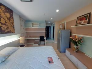 For RentCondoRama9, RCA, Petchaburi : Condo for rent I House Laguna RCA condo I house laguna RCA Rama 9 Ratchada Huay Kwang Building F, 3rd floor, near bts Rama9