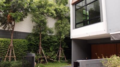 เช่าบ้านพัฒนาการ ศรีนครินทร์ : ให้เช่าทาวน์โฮม Arden Pattanakarn soi 20 ใกล้ทางด่วนพัฒนาการ หลังมุม