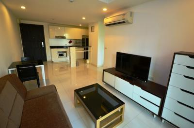 Sale/Rent - Voque Sukhumvit 31 - 1 Bedroom (50 sq.m.), fully furnished, 7th floor. (Rent : 25,000 per month) (Agent Welcome)