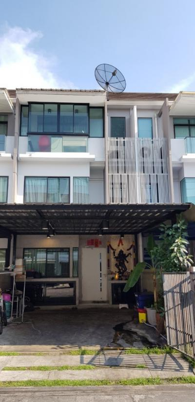 For SaleTownhouseYothinpattana,CDC : Townhome The Terrace Ramintra 65 THE TERRACE RAMINTRA 65