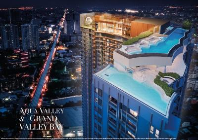 For SaleCondoLadprao, Central Ladprao : Sell Down Payment Life Ladprao Valley Condo Life Ladprao Valley Condo