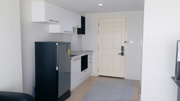 For RentCondoVipawadee, Don Mueang, Lak Si : Condo for rent, Park View Vibhavadi, near Don Mueang airport, A4 building, 8th floor, area 32 sq m. 1 bedroom, 1 bath, rent 7000