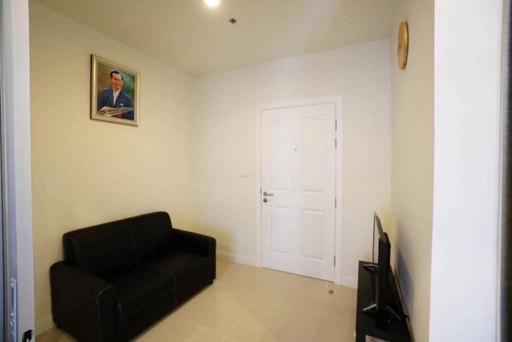 AA61- 0046 ปล่อยเช่า คอนโด  Manor Sanambinnam ห้องใหม่ แดดไม่ร้อน พร้อมเข้าอยู่