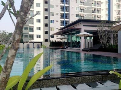 ขายคอนโดรัชดา ห้วยขวาง : ขาย Supalai City Resort รัชดา-ห้วยขวาง ชั้น 5 ขนาด 46