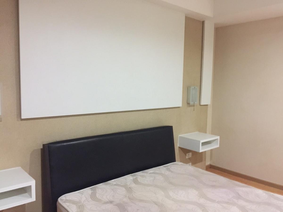 For RentCondoRamkhamhaeng, Hua Mak : For rent Inspire Abac Rama 9 Floor 10 studio 30 sqm 8500 baht
