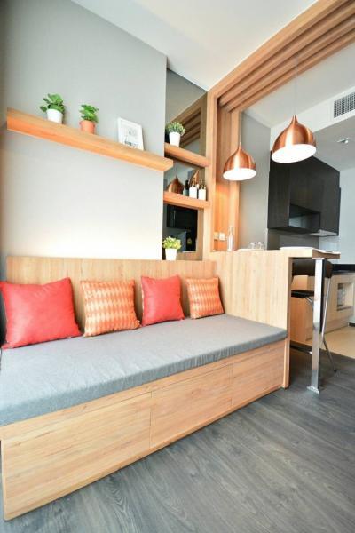 เช่าคอนโดสุขุมวิท อโศก ทองหล่อ : ให้เช่าคอนโดหรู เอดจ์ สุขุมวิท 23 1นอน// For Rent EDGE Sukhumvit 23 High Floor Great View
