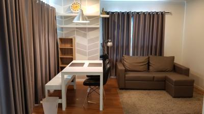For RentCondoRama9, RCA, Petchaburi : ให้เช่า คอนโด ลุมพินี พาร์ค พระราม9 - รัชดา ( L.P.N Park Rama 9 - Ratchada) ใกล้ RCA และ โรงพยาบาลปิยะเวช - เเบบ 1 ห้องนอน 1 ห้องน้ำ 1 ห้องครัว - ขนาด 37.5 ตร.ม ชั้น 23 ชั้นสูง วิวโล่งสวย ทำเลดี ห้องมุม วิวสวย เงียบสงบ