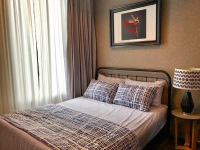 เช่าคอนโดสุขุมวิท อโศก ทองหล่อ : ให้เช่า เอดจ์ สุขุมวิท 23 1 ห้องนอน 1 ห้องน้ำ ชั้นสูง ห้องสวย