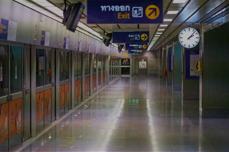 คอนโดใกล้รถไฟฟ้าใต้ดิน MRT