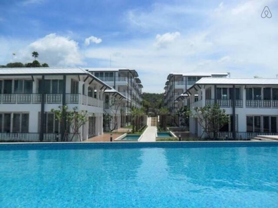 รวมประกาศ sale, rent, long lease  condoคอนโด บ้านปลายหาดขาว