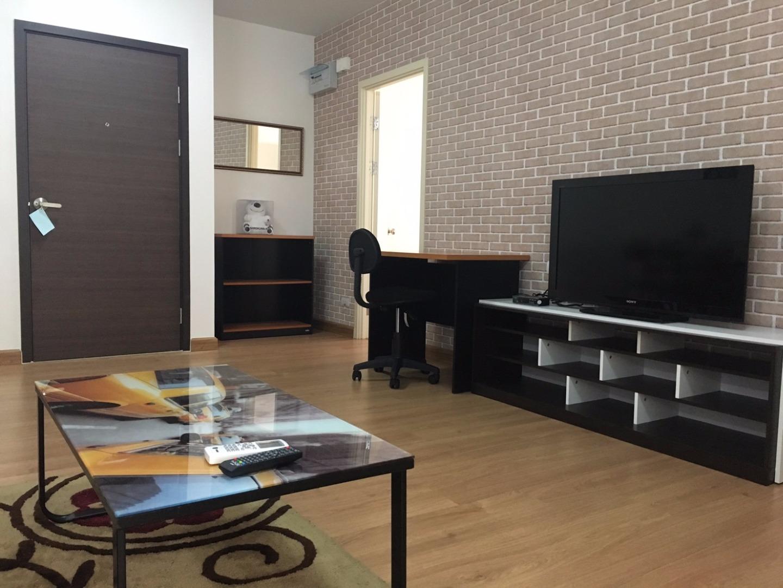 ให้เช่า 2 bed ชั้น  6 facility fully-furnished