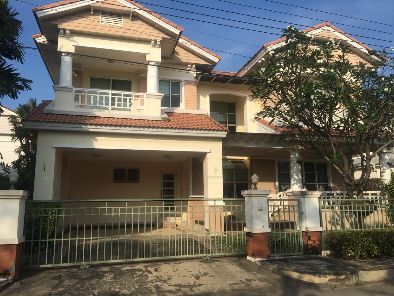 ให้เช่าบ้านเดี่ยว บ้านมัณฑนา อ่อนนุช-วงแหวน 1 Manthana Onnut-Wongwan 1